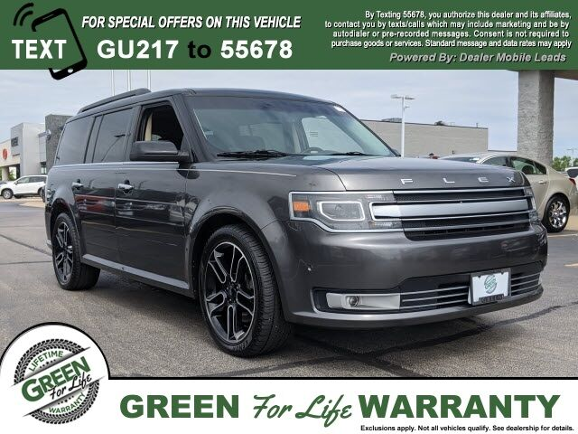 2015 Ford Flex Limited Springfield IL