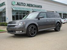 2015_Ford_Flex_SEL FWD NAV, HTD SEATS, PWR LIFT, LEATHER, BLUETOOTH, BACKUP CAM, SAT RADIO_ Plano TX