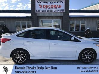 Ford Focus 4d Sedan SE 2015