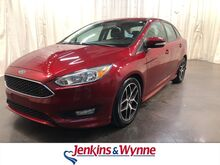 2015_Ford_Focus_4dr Sdn SE_ Clarksville TN