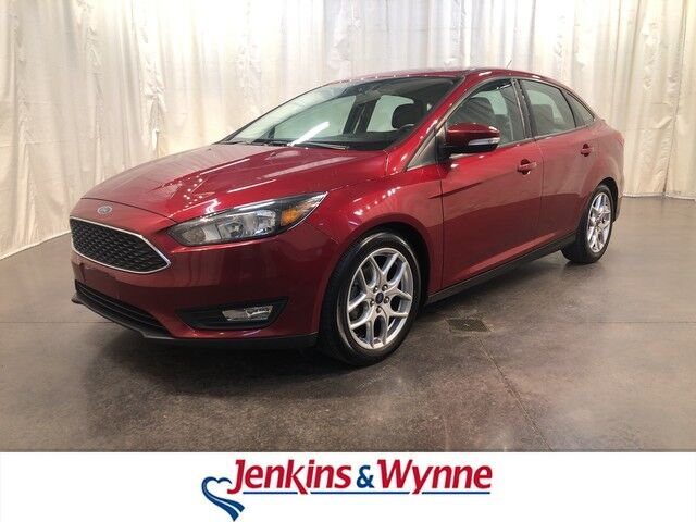 2015 Ford Focus 4dr Sdn SE Clarksville TN