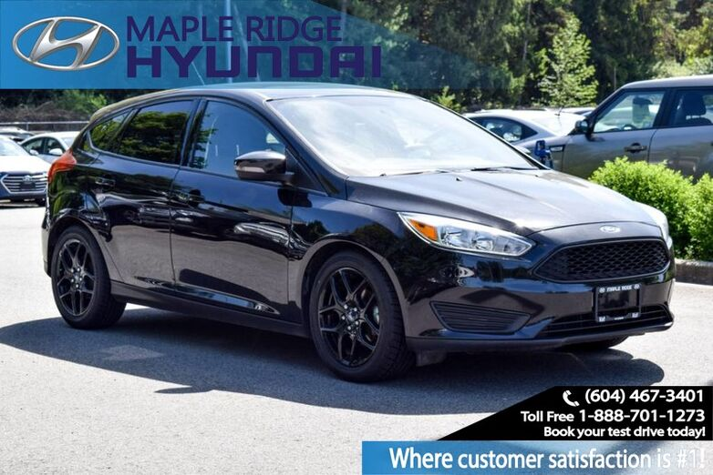 2015 Ford Focus 5dr HB SE Maple Ridge BC