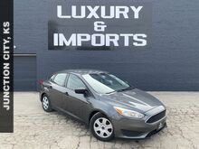 2015_Ford_Focus_S_ Leavenworth KS