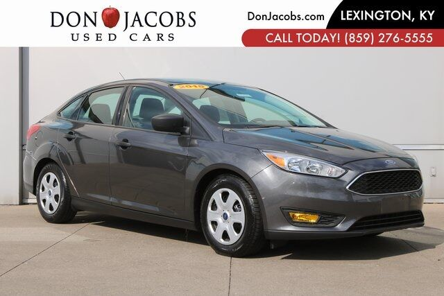 2015 Ford Focus S Lexington KY