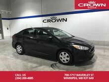 2015_Ford_Focus_S Manual_ Winnipeg MB