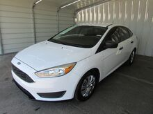 2015_Ford_Focus_S Sedan_ Dallas TX