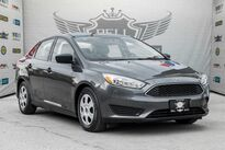 Ford Focus S,BACK-UP CAM,BLUETOOTH,USB,VOICE COMMAND,CRUISE CONTROL 2015