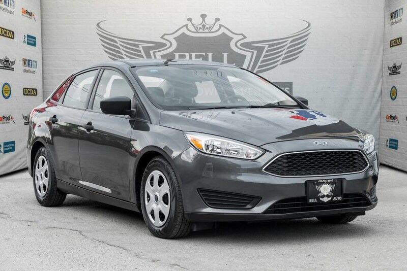 2015 Ford Focus S,BACK-UP CAM,BLUETOOTH,USB,VOICE COMMAND,CRUISE CONTROL Toronto ON