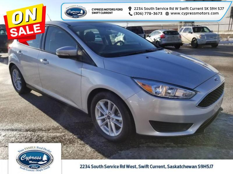 2015 Ford Focus SE  - Bluetooth -  SYNC - $152 B/W Swift Current SK