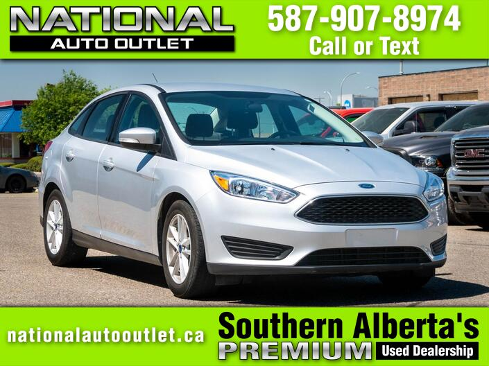 2015 Ford Focus SE -ONE OWNER- HEATED CLOTH SEATS Lethbridge AB