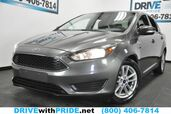 2015 Ford Focus SE 41K 1 OWNER REAR CAMERA KEYLESS ENTRY CRUISE CTRL ALLOYS