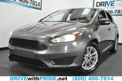 2015_Ford_Focus_SE 41K 1 OWNER REAR CAMERA KEYLESS ENTRY CRUISE CTRL ALLOYS_ Houston TX