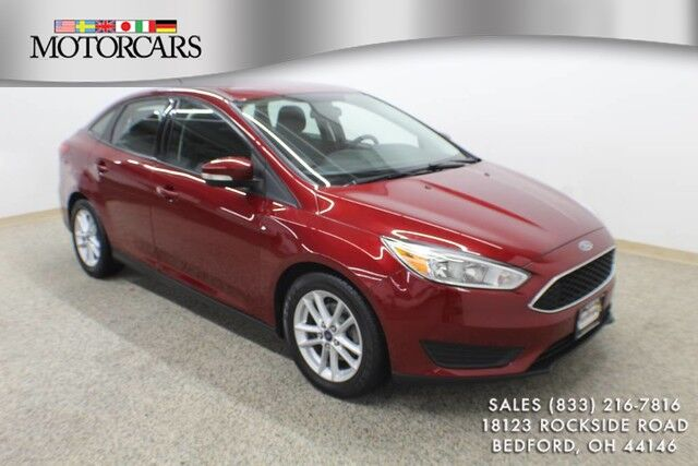 2015 Ford Focus SE Bedford OH