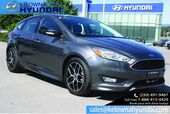 2015 Ford Focus SE Bluetooth, Heated Seats, Alloy wheels