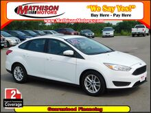 2015_Ford_Focus_SE_ Clearwater MN