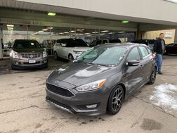 2015_Ford_Focus_SE_ Cleveland OH