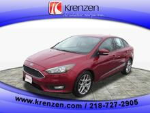 2015_Ford_Focus_SE_ Duluth MN