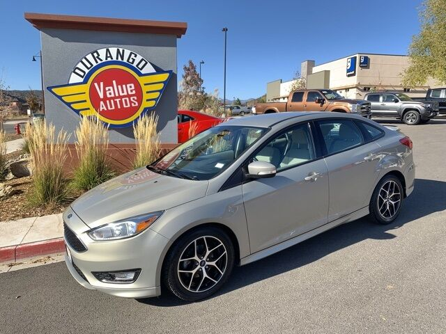 2015 Ford Focus SE Durango CO