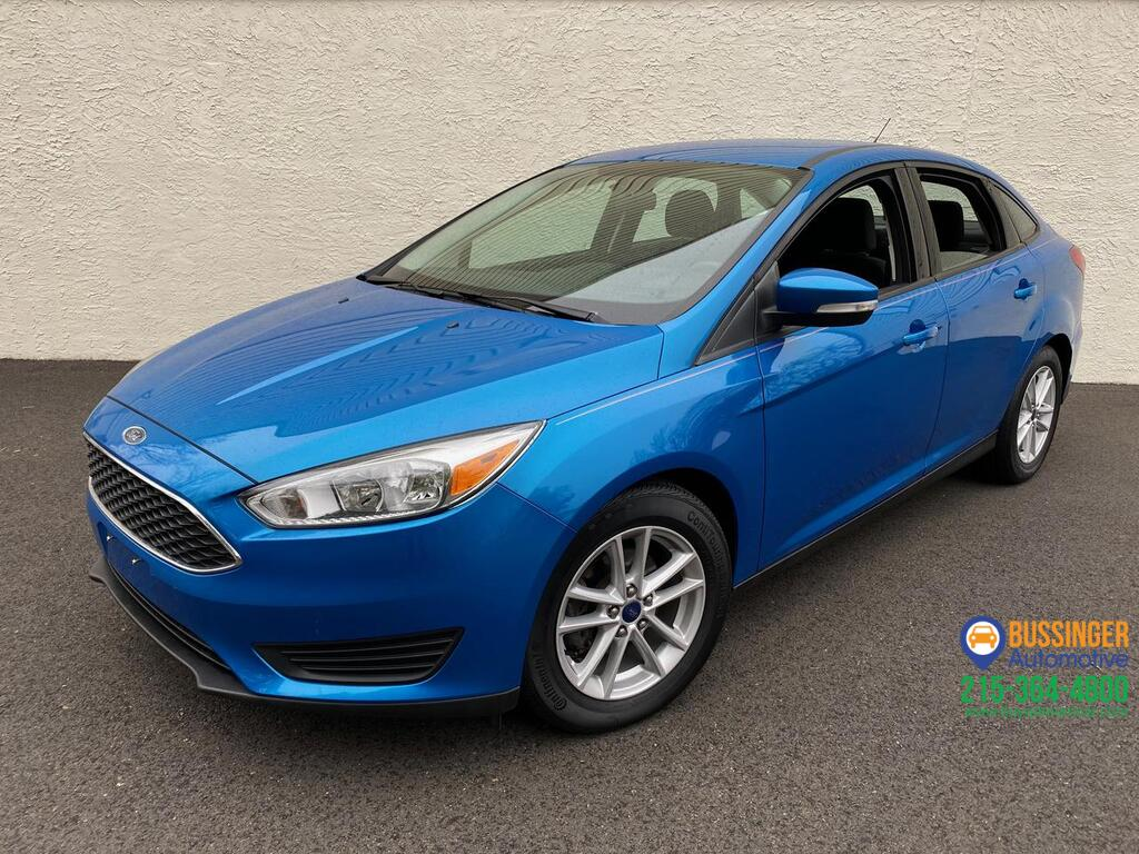 2015 Ford Focus SE Feasterville PA