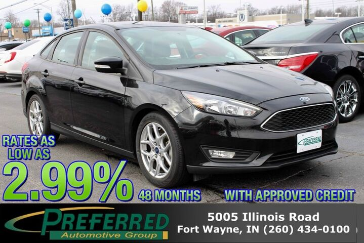2015 Ford Focus SE Fort Wayne Auburn and Kendallville IN