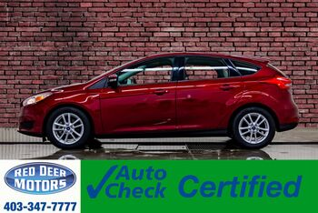 2015_Ford_Focus_SE Hatchback BCam HSeat_ Red Deer AB