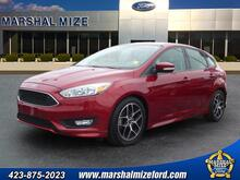 2015_Ford_Focus_SE_ Chattanooga TN