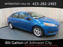 2015_Ford_Focus_SE_ Johnson City TN