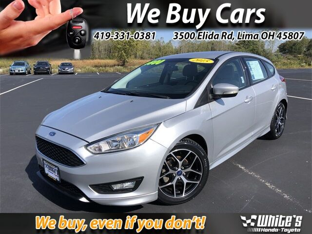 2015 Ford Focus SE Lima OH
