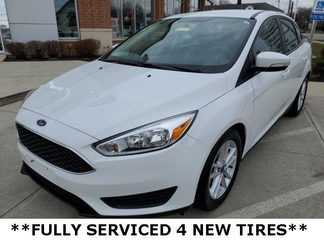 2015 Ford Focus SE Mayfield Village OH