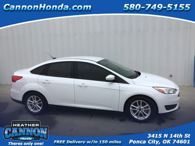 2015 Ford Focus SE Ponca City OK