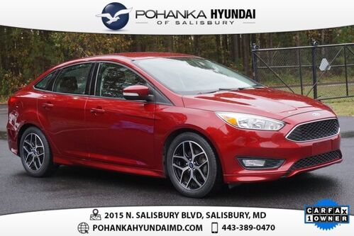 2015_Ford_Focus_SE **RUBY RED HOLIDAY SPECIAL**_ Salisbury MD