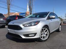 2015_Ford_Focus_SE_ Raleigh NC