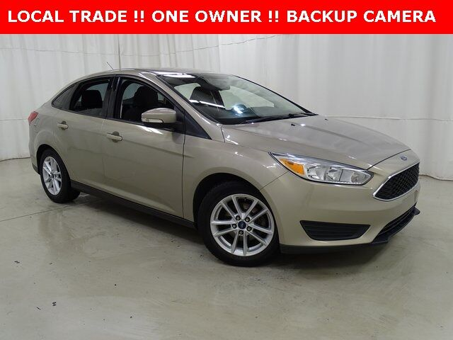2015 Ford Focus SE Raleigh NC