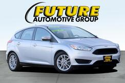 2015_Ford_Focus_SE_ Roseville CA