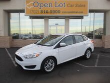 2015_Ford_Focus_SE Sedan_ Las Vegas NV