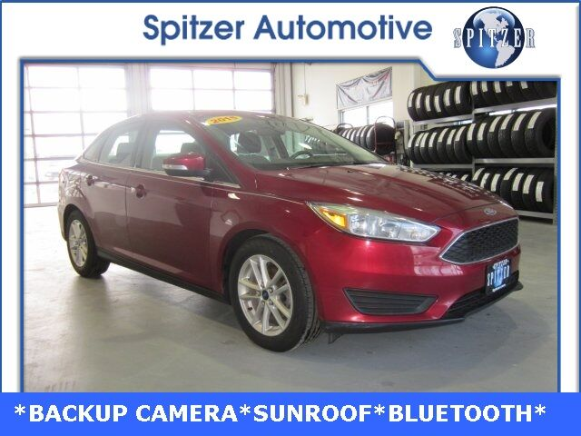 2015 Ford Focus SE Sheffield OH
