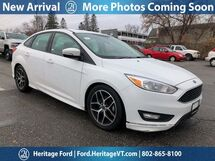 2015 Ford Focus SE South Burlington VT