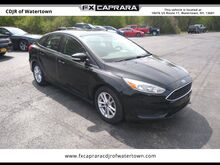 2015_Ford_Focus_SE_ Watertown NY