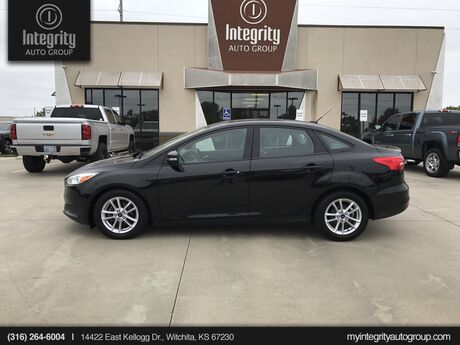 2015 Ford Focus SE Wichita KS