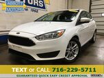 2015 Ford Focus SE w/Moonroof