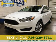 2015_Ford_Focus_SE w/Moonroof_ Buffalo NY