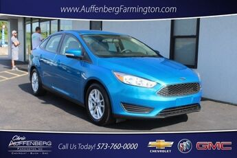 2015_Ford_Focus_SE_ Cape Girardeau