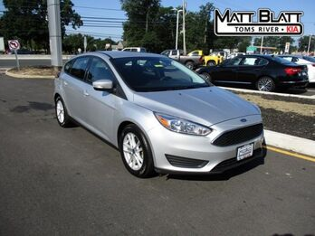 2015_Ford_Focus_SE_ Egg Harbor Township NJ