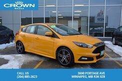 2015_Ford_Focus_ST Hatchback *Winter Tires and Rims included*_ Winnipeg MB