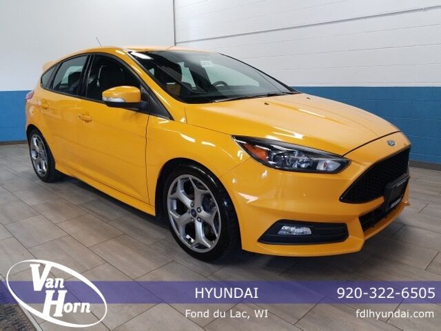 2015 Ford Focus ST Plymouth WI