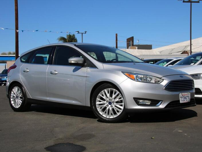 2015 Ford Focus Titanium Los Angeles CA