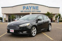 2015_Ford_Focus_Titanium_ Rio Grande City TX