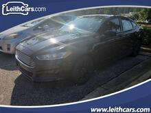 2015_Ford_Fusion_4dr Sdn S FWD_ Cary NC
