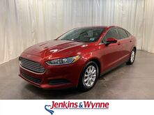 2015_Ford_Fusion_4dr Sdn S FWD_ Clarksville TN