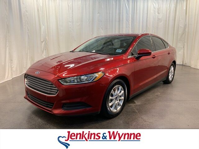 2015 Ford Fusion 4dr Sdn S FWD Clarksville TN